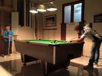 Billiard Tournament 2015